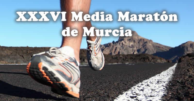 XXXVI Media Maratón de Murcia