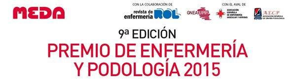 Premio de Enfermería y Podología 2015