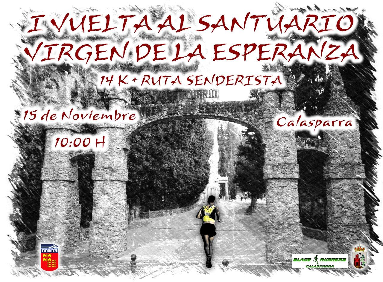 I Vuelta al Santuario Virgen de la Esperanza de Calasparra