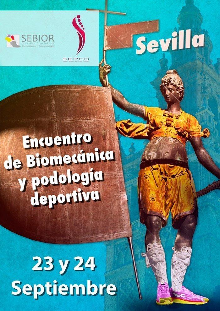 Encuentro de Biomecánica y Podología deportiva