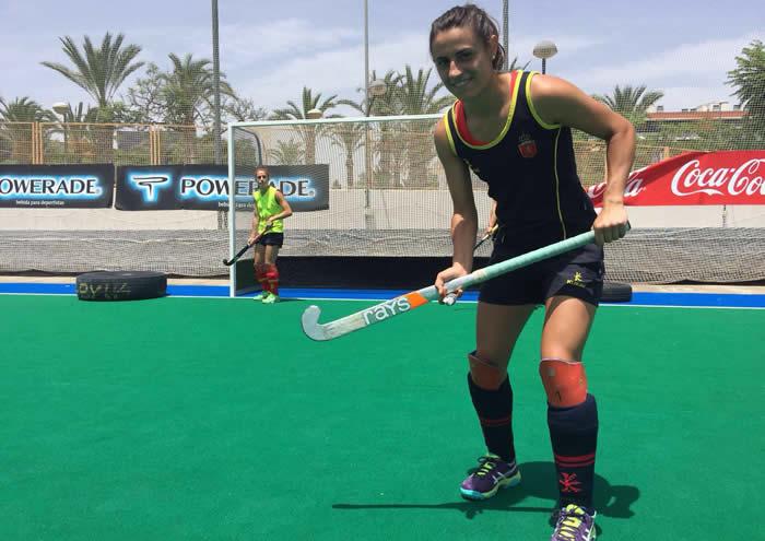 La Selección Española de Hockey sobre Hierba competirá en Río con unas rodilleras diseñadas por podólogos