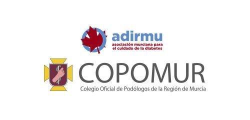 Campaña de Salud ADIRMU y COPOMUR cuidan los pies de los diabéticos murcianos