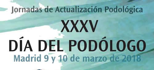 XXXV Día del Podólogo