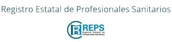 REGISTRO ESTATAL DE PROFESIONALES SANITARIOS (REPS)