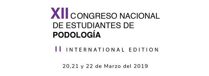 XII Congreso de Estudiantes de Podología de la UMH