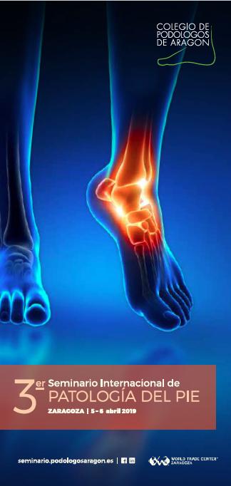 III Seminario Internacional de Patología del pie