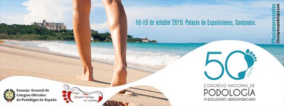 Ofertas de Alojamiento y Viajes para el 50º Congreso Nacional de Podología