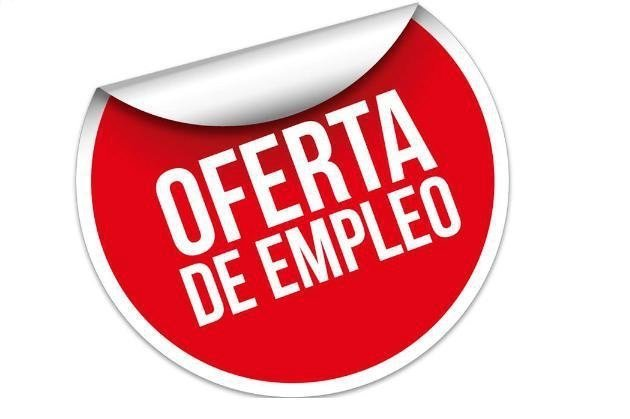 OFERTA DE EMPLEO – ✔ PLAZA OCUPADA ✔