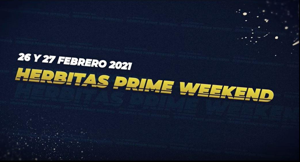 HERBITAS Prime Weekend